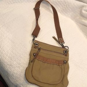 NWOT Fossil brand cross body